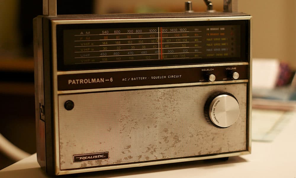 Radio-Band-plan