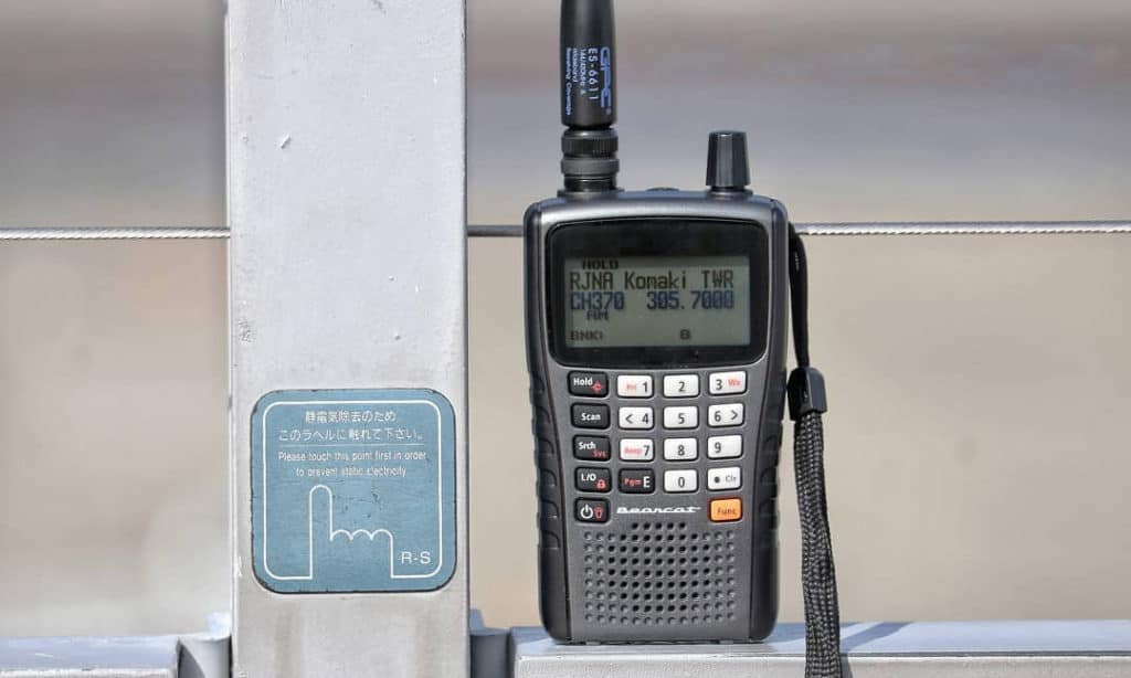 Best Aviation Handheld Radio