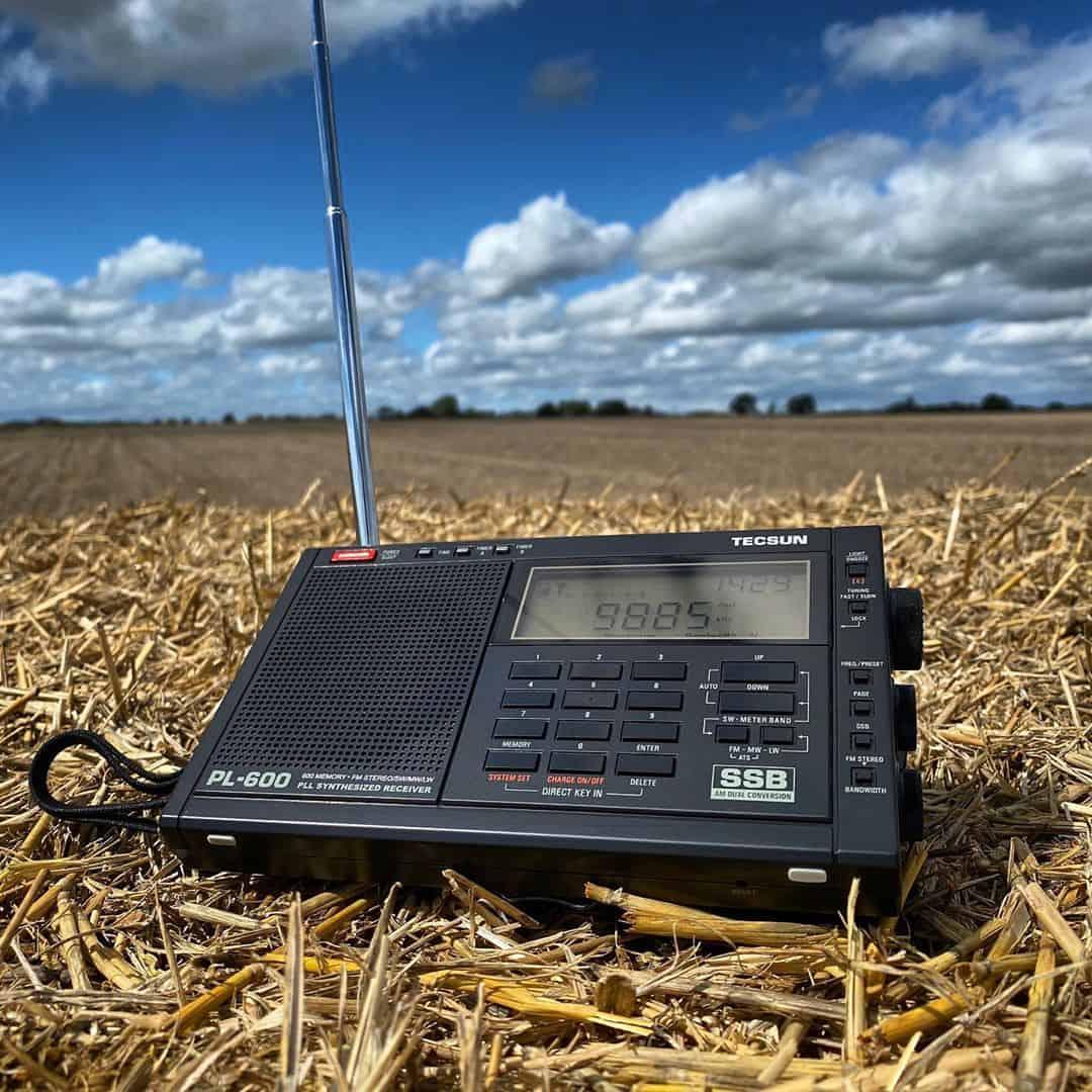 portable shortwave radio