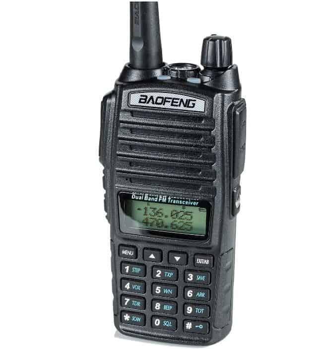 Best Handheld Ham Radio BaoFeng UV-82HP