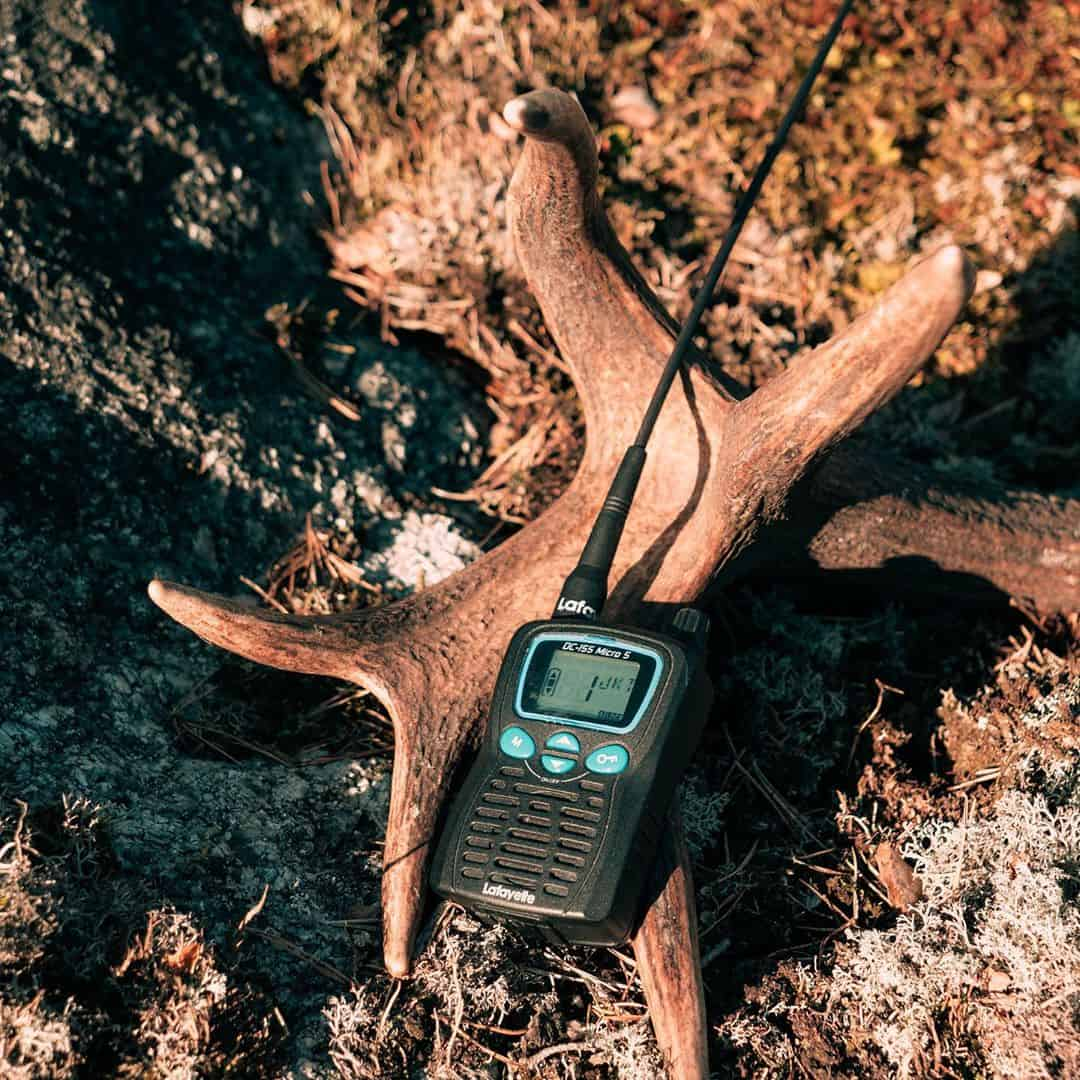 Two Way Radio for Hunting
