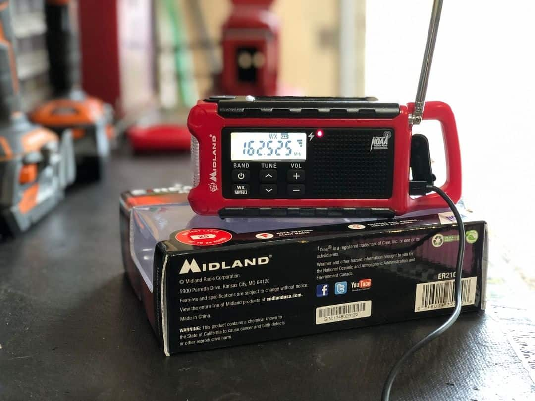 best Outdoor Radio
