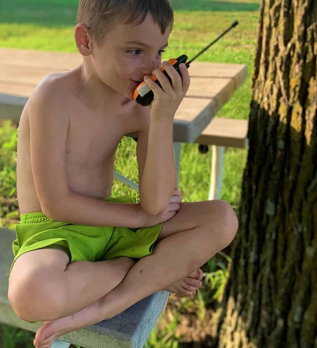 best kid walkie talkies