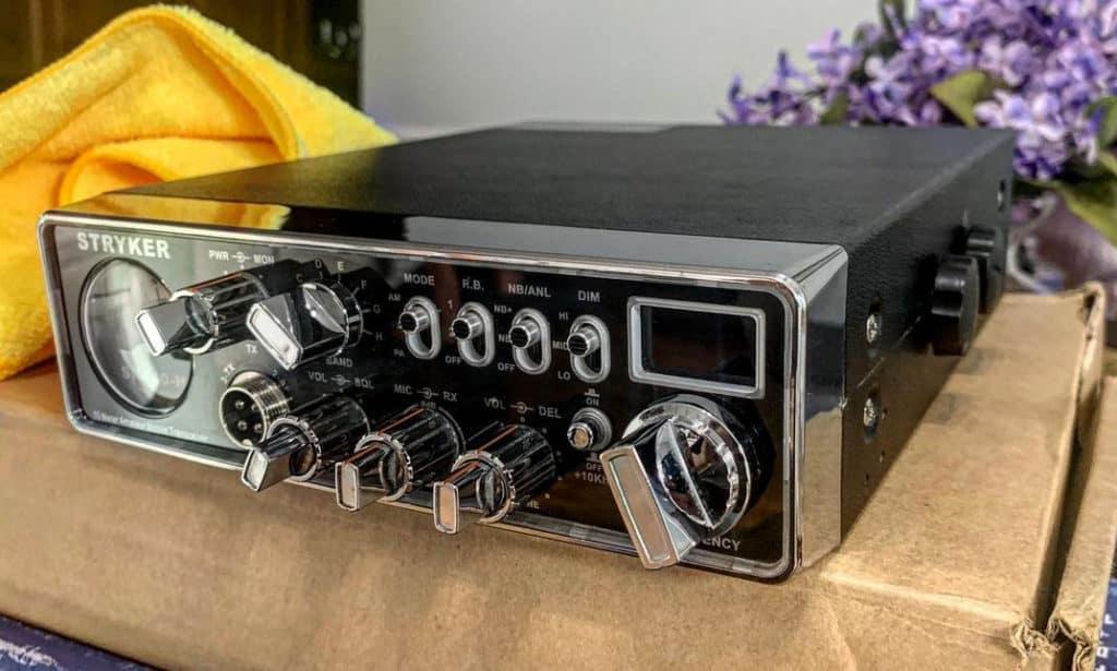 10 meter radio