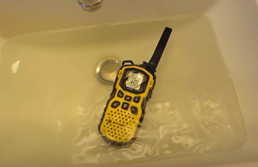 Frequently Asked Questions for waterproof walkie talkie